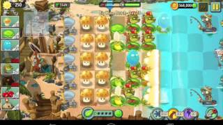 Plants vs Zombies 2 - Big Wave Beach Day 28 by Lee Plants vs Zombies 2