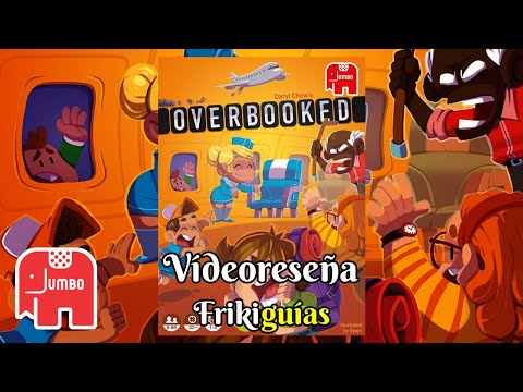 Overbooked - Jumbo Diset - Videoreseña