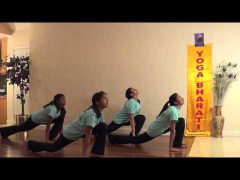 Surya Namaskar Demo Video