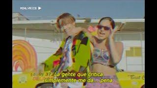 j-hope – Chicken Noodle Soup (feat. Becky G) [Sub. Español] || VHS edit