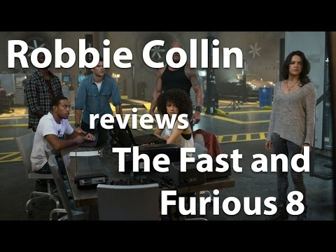 robbie collin reviews fast and furious 8 youtube. Black Bedroom Furniture Sets. Home Design Ideas