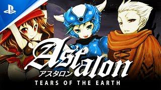 『Astalon -地球の涙-』プロモーションビデオ