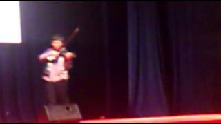 Leon Onn Electric Violinist/ Hava Nagila @Shangri-la Hotel, KL