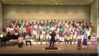 川口ぞうれっしゃ合唱団 2012 公演より 2014年6月28日に埼玉会館で再演...