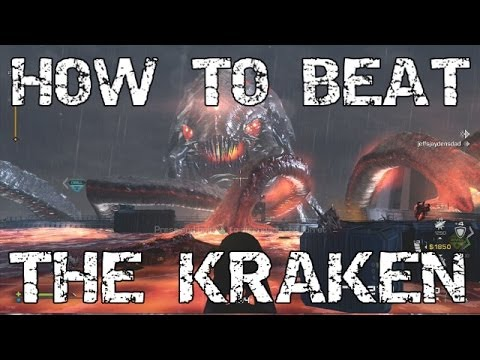 How to beat the kraken quot final boss extinction mayday tips and