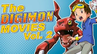 The Digimon Movies - Retrospective Vol. 2 (Tamers & Frontier)  | Billiam