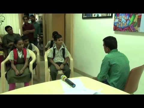 Children's Roundtable on Children as Change Agents for Bal Swachh Abhiyaan part 4