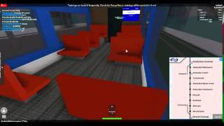 Journey with train at Roblox Utrecht Zuilen-Maarssen