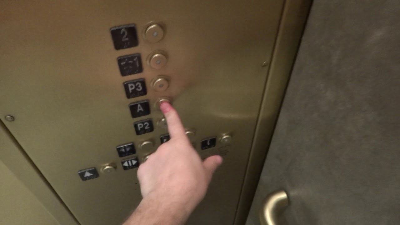 Schindler Elevator Nordstrom (Formerly Lord & Taylor) Phipps Plaza ...
