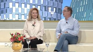 Rudina - Shkurte Fejza dhe Hajrush Behluli: Historia jonë e dashurisë! (02 nentor 2017)