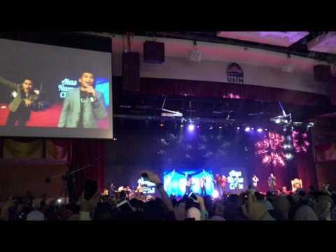 Konsert REUNIC (UNIC)-Atas Nama Cinta LIVE