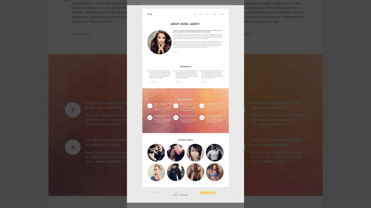 Best muse templates for photographers youtube best muse templates for photographers pronofoot35fo Images