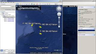 COMMAND Episode 2 Part 2 Google Earth Livestream - Command: Modern Air/Naval Operations