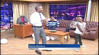 The Talented Gloria Mutano Dances The Odi Dance