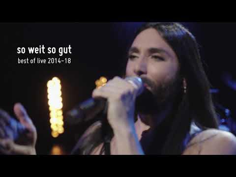 Conchita&Band | TourTrailer | so weit so gut | best of live 2014-18