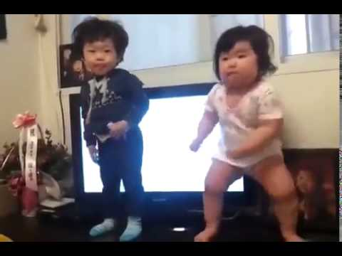 This Dancing Korean Toddler May Have Created The Next 'Gangnam Style'