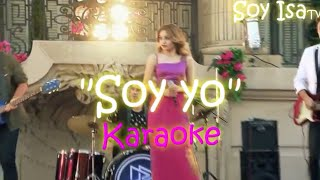"""Soy yo""Elenco Soy Luna 3 final,Karol Sevilla Karaoke con letra"