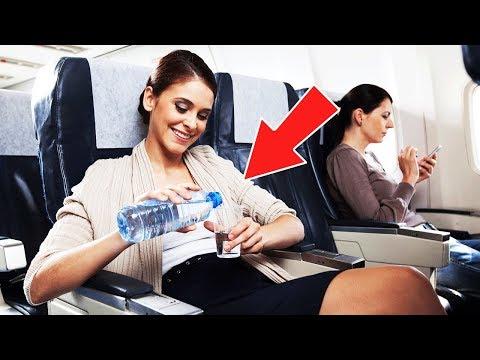 Почему нельзя брать бутылки с водой и другими жидкостями в самолет