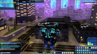 City of Heros Gameplay