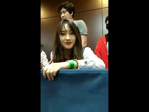 171206 Dreamcatcher(드림캐쳐) - Brazil Brasília fansign-1 Part.1 (Highway Star instagram live stream)