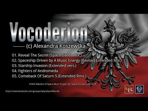 ✯ Vocoderion - Polish Masters Of Space Music Project By: Space Intruder Edit.2k18