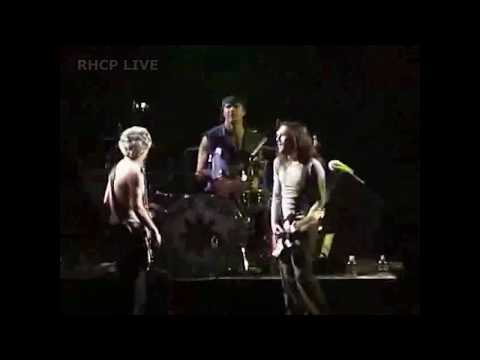 RHCP - Purple Stain - Montreal 2003 [Remastered]