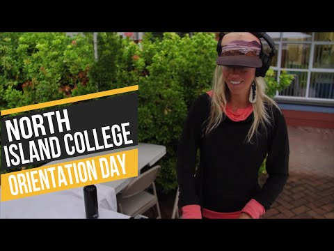 North Island College Orientation day | Comox Valley Campus