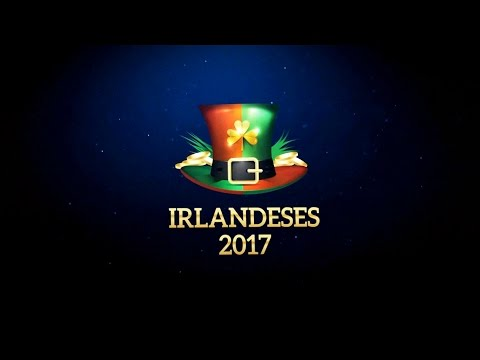 IRLANDESES 2017 (Version extendida) Playback Cristo Rey - IN