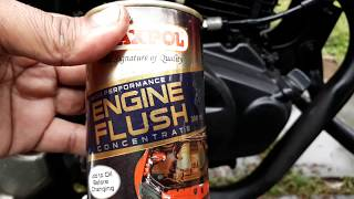 ENGINE OIL FLUSH,All you want to know.