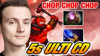 Miracle- Dota2 [Axe] Chop Down Enemies To his Victory