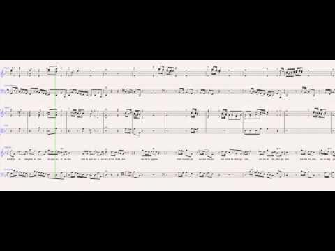 Karaoke Handel   Tolomeo   Fonti Amiche Aure Leggiere   for soprano