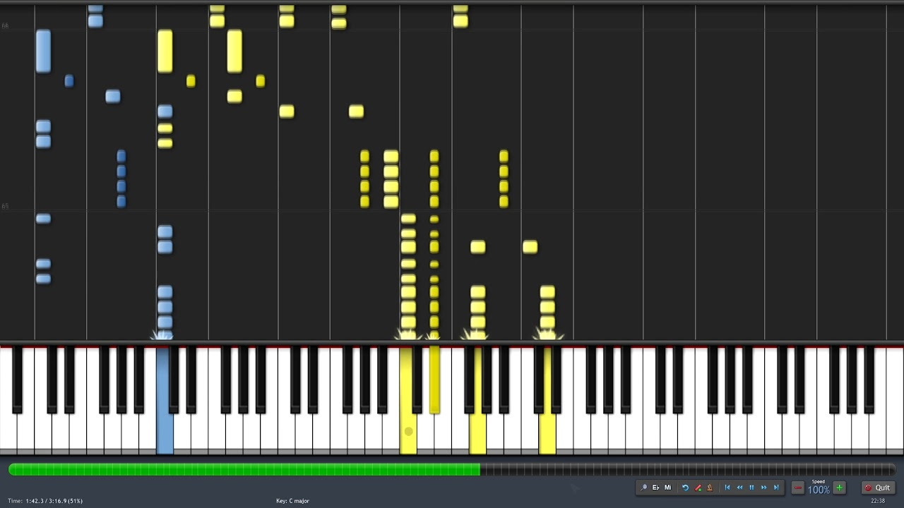 Download The Gods Must Be Crazy! - Periphery - Synthesia Piano Playthrough + MIDI File