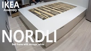 How to Assemble - IKEA NORDLI …