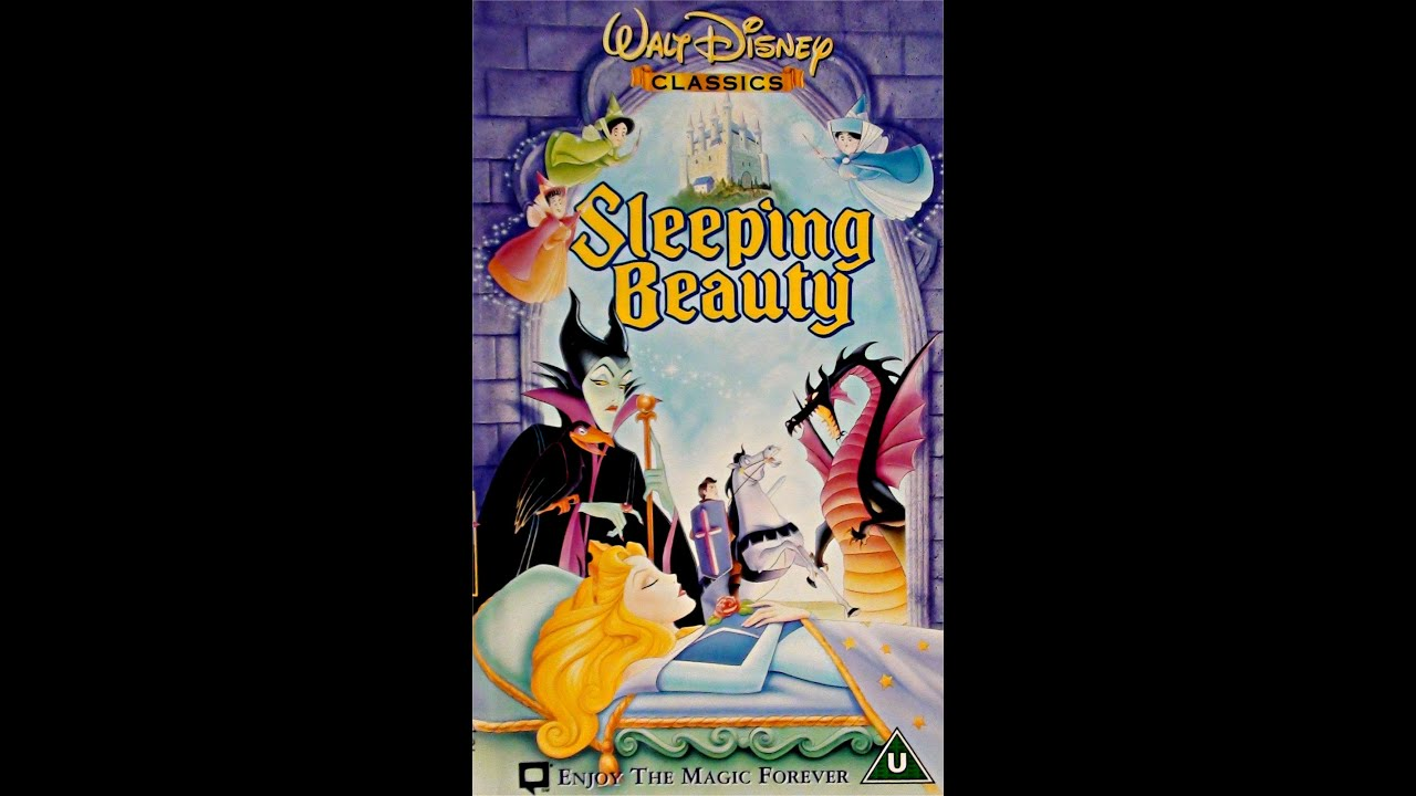 sleeping beauty 1959 movie poster