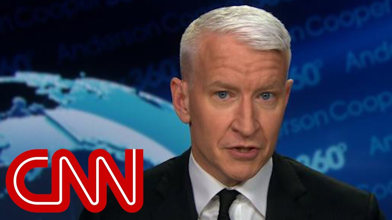 Cooper lists the times Trump hasn't denounced racism