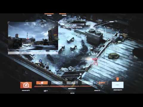 The Division trailer demonstrates playing with a remote friend