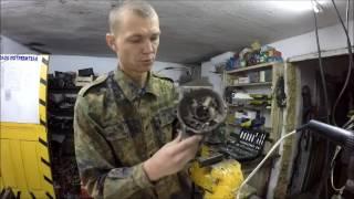 Ремонт генератора Валео (Митсубиси) от Хендай Портер, Н 100