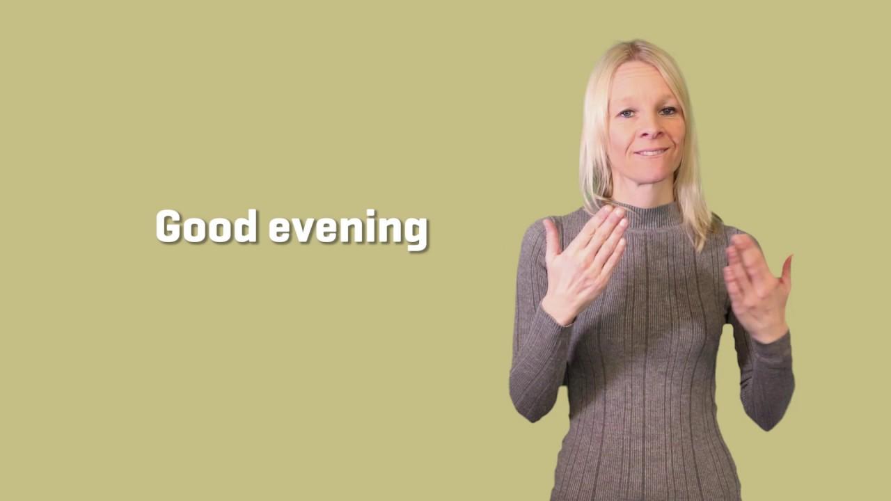 Box Office BSL: British Sign Language for Cinemas - YouTube