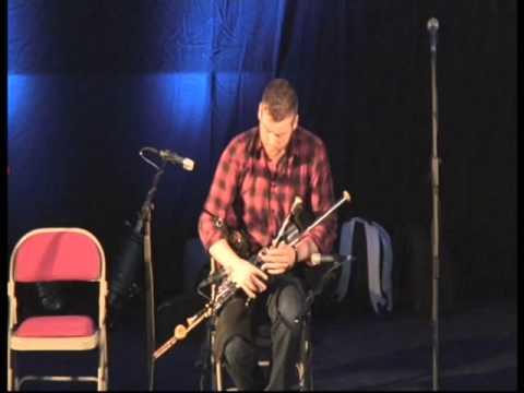 Uilleann pipes Chris McMullan Air & two reels