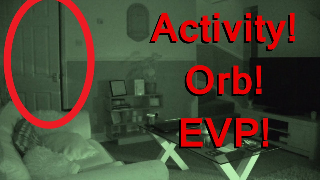 Ghost Speaking And Moving Stuff Real Paranormal Activity