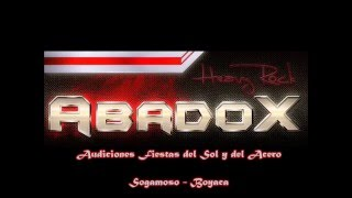 AbadoX - Our Inner War (Party Audition) YouTube Videos