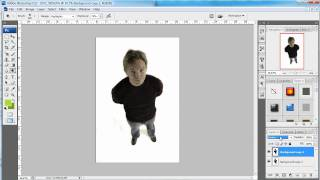 Photoshop - Blending Modes (Norwegian)