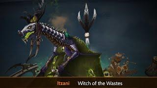 War Dragons: Getting Itzani!!! New Mythic Vanguard Hunter! So Freaking Strong!