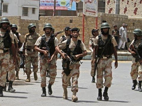 Pakistani Forces Repel Attack Near Karachi