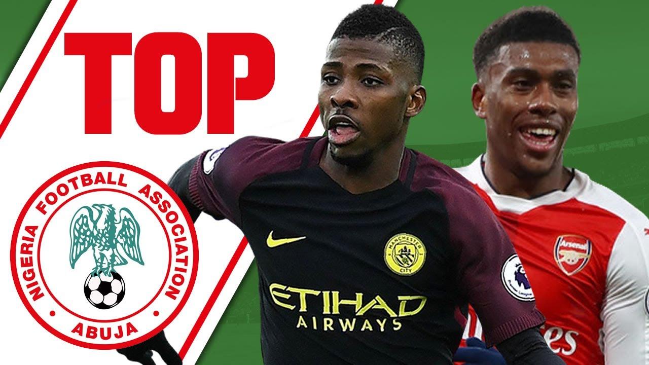 Fifa 17 top 10 jovenes promesas de nigeria modo for Esteban paredes fifa 18