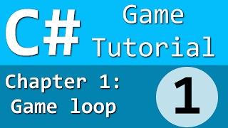 C# Game Tutorial   Intermediate / Beginner   SFML   Chapter 1: Gameloop [1/4]
