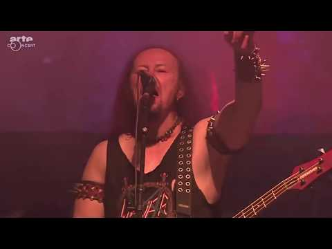 Venom-Countess Bathory-Live-Subtitled Lyrics