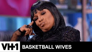 Evelyn Breaks Down In Tears Basketball Wives