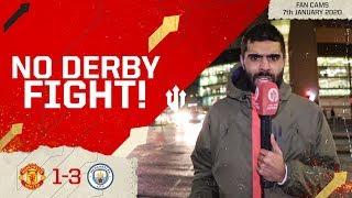 WAY TOO EASY FOR CITY! Man United 1-3 Man City | Adam Mckola Match Review