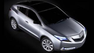 Acura ZDX Prototype Videos